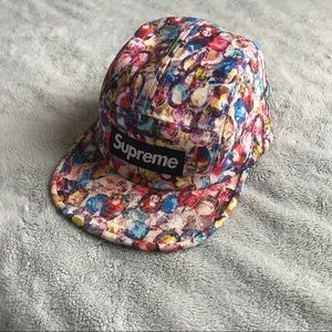Supreme x Liberty Limited Edition Jewels Camp Cap